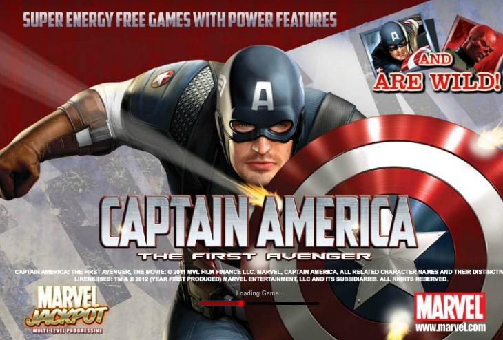 Captain America 01