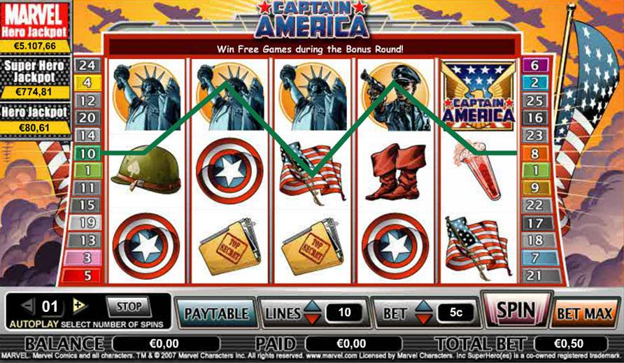 Captain America 03