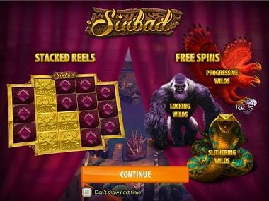 Sinbad-Slot