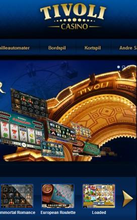 Tivoli-casino casinogames