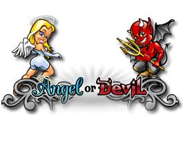 angel or devil front