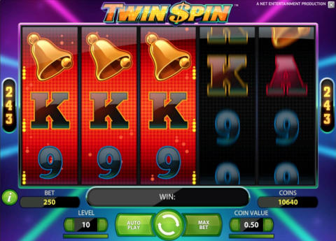 twin spin twin wheels