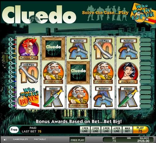Cluedo-symboler