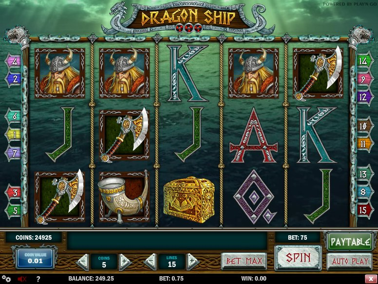 Dragon Ship 02