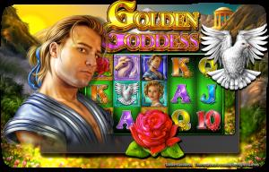 Golden goddess liten
