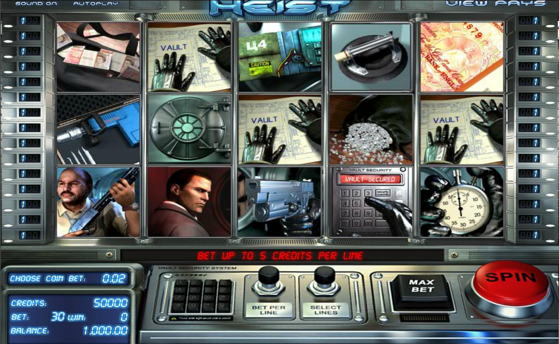 heist-slot