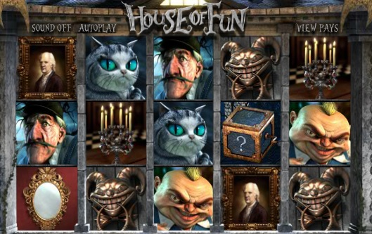 house of fun smbls