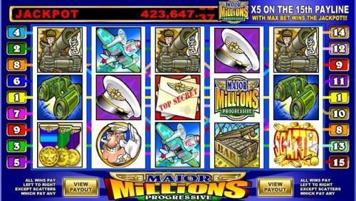 major-millions-slot
