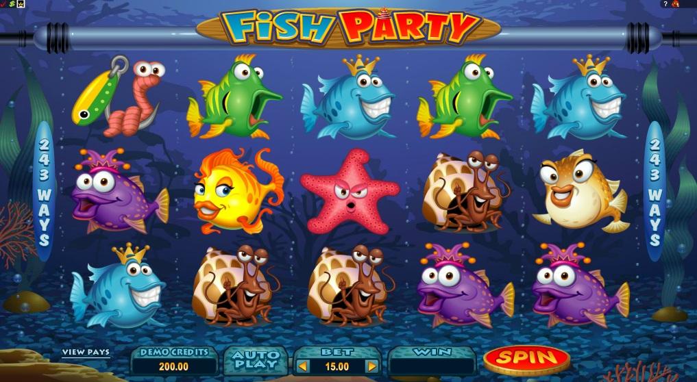 fish-party-slot
