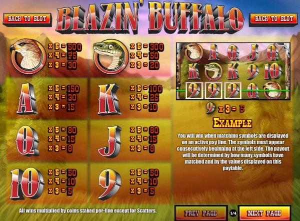 blazin-buffalo-playtable