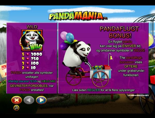 Pandamania-info