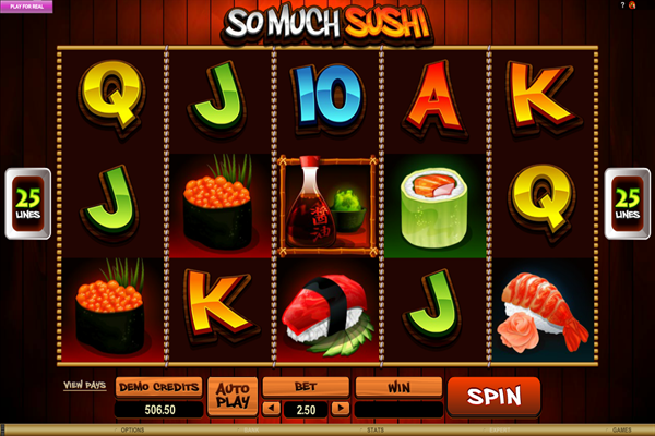 so-much-sushi-slot