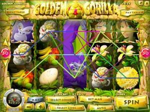 Golden Gorilla 02