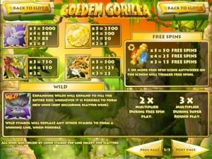 Golden Gorilla 03