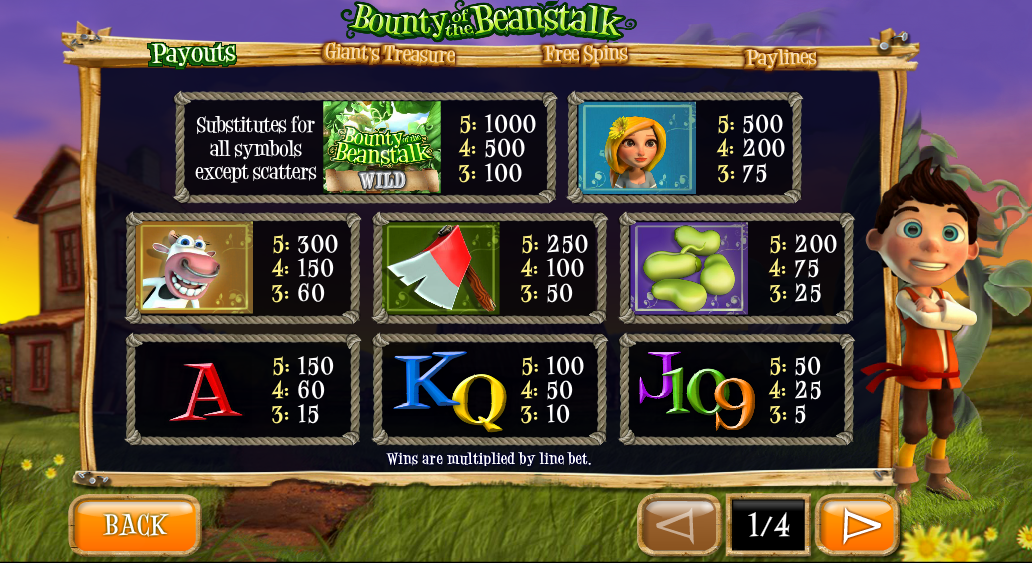 bounty-of-the-beanstalk-info