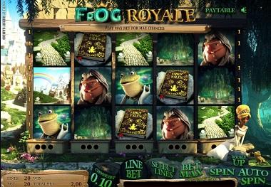 Frog Royale 1