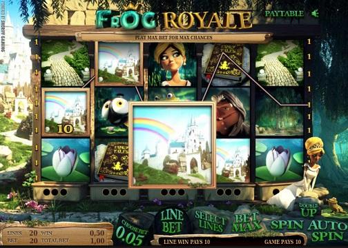 Frog Royale 3
