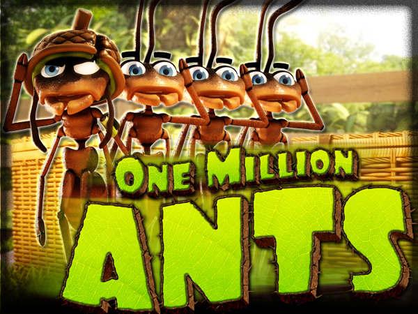 One Million Ants 0
