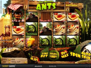 One Million Ants 1
