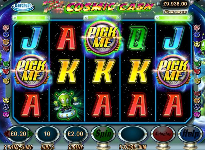 money-mad-martians-slot