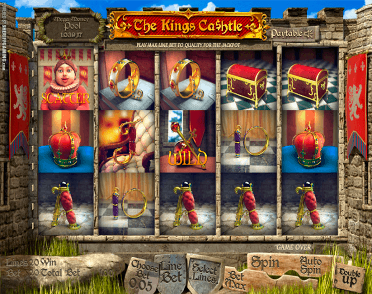 the-kings-cashtle-slot