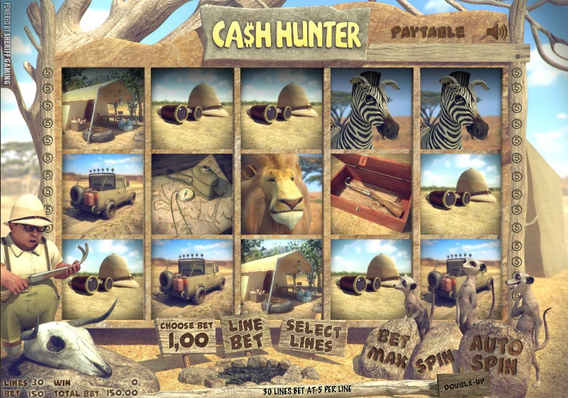 cash-hunter-slot