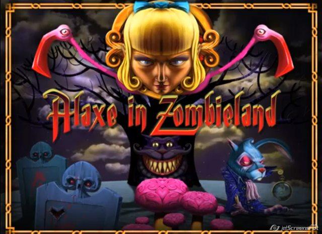 alaxe-in-zombieland-logo