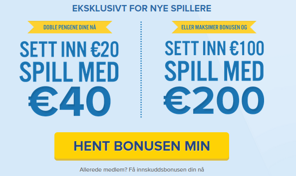 iGame-bonus-norska