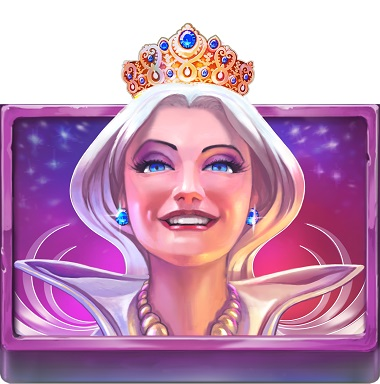 Crystal-Queen-drottning