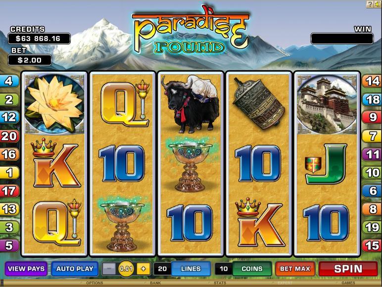 paradise-found-slot